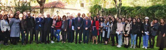 El rector de la Universidad Complutense inaugura el curso académico del Instituto Universitario de Investigación Ortega y Gasset